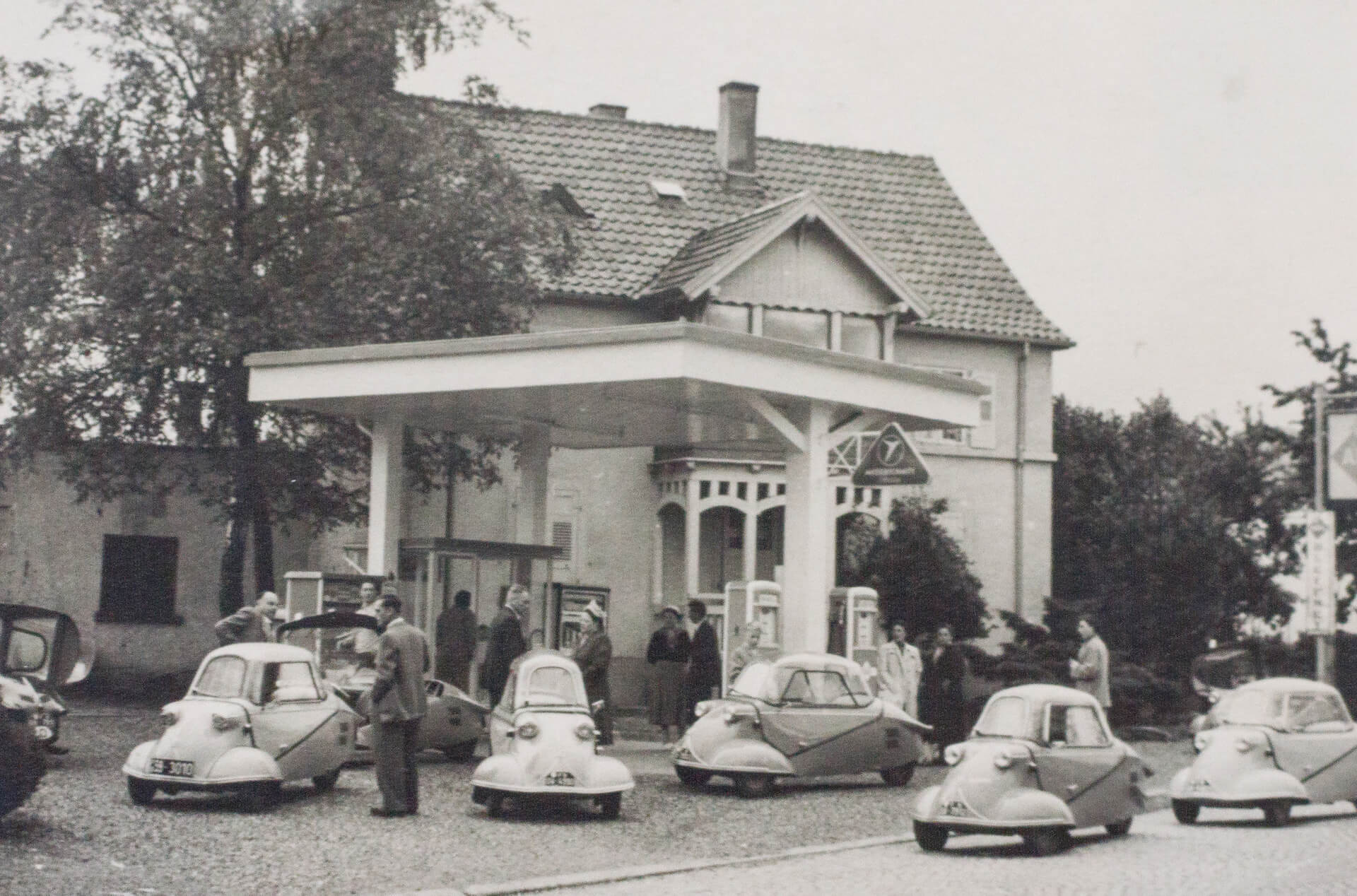 1953 Geschaeft in der Ortenberger Str – Kopie
